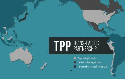 Tpp Business Community Welcomes Agreement Calls For Early